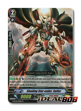 Cardfight Vanguard  x 4 Shading Star-vader, Sulfur - G-RC01/036EN - R Mint