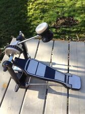 Free P&P. Chain Drive Bass Drum Pedal w Two-Tone Beater.  For Drum Kit. P7