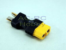XT60 XT 60 Female to  Deans T-Plug male connector Lipo connector adaptor