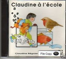 (167R) Claudine A L'ecole - 1993 CD