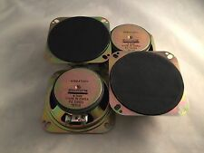 4 inch speaker 2 pairs  auto OEM replacement universal