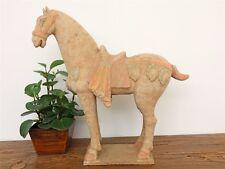 Feng Shui Tang Pferd aus Terrakotta China 54cm tp10