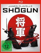 SHOGUN (1980 Richard Chamberlain)   -  Blu Ray - Sealed Region B