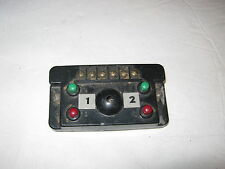 Antique Toy/Model Railroad Momentary Switch for Turnouts/Accessories