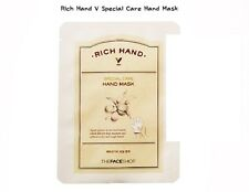 [THE FACE SHOP] Rich Hand V Special Care Hand Mask / 8g