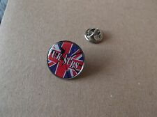UK SUBS small PUNK METAL BADGE very limited edition collectable !