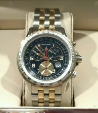 Chase-Durer Falcon Command 2 Stainless Steel, two toned Chrono Watch