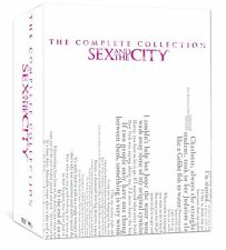Sex and the City Complete Series Collection (Seasons 1-6,17-DVD Set,2012) NEW