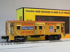 MTH RAIL KING UNION PACIFIC BAY WINDOW CABOOSE o gauge train up 30-4225-C NEW