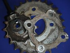 Rizzato Califfo Deluxe Moped Off 1979 sprocket sprockets set