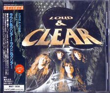 LOUD & CLEAR - Loud & Clear JAPAN/OBI CD MICY 1030
