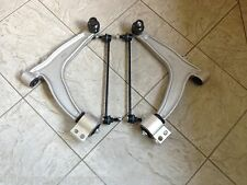 VAUXHALL VECTRA C 1.9CDTI (02-)TWO FRONT LOWER WISHBONE SUSPENSION ARMS +2 LINKS
