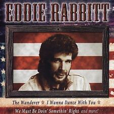 All American Country by Eddie Rabbitt (CD, Nov-2003, BMG Special Products) NEW