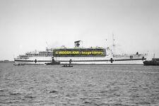 rp9935 - Dutch Hospital Ship Liner - Oranje , built 1939 - photo 6x4