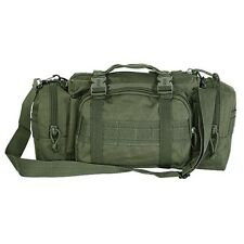 Voodoo Tactical Extra Large 3 Way Deployment Bag MOLLE Utility Gear Pouch OD GRN