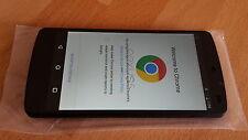 LG Nexus 5 Google 32GB  in  schwarz / LG-D821 / ohne Simlock ! ohne Branding!