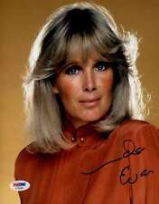LINDA EVANS DYNASTY PSA/DNA COA HAND SIGNED 8X10 PHOTO AUTHENTIC AUTOGRAPH