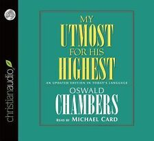 My Utmost for His Highest: An Updated Edition in Today's Language, Chambers, Osw