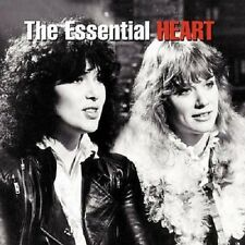 HEART THE ESSENTIAL CD (GREATEST HITS / VERY BEST OF)
