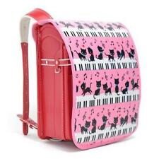 New Randoseru Japanese School bag Cover cats, piano, pink  from Japan?F/S