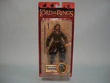 The Lord of the Rings The Two Towers Battle Action Aragorn w/ Sword Attack