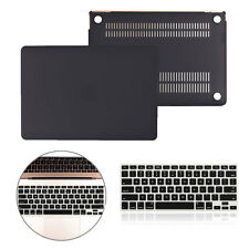 "Matte Hard Case Shell +Keyboard Cover for Macbook Pro 13/15"" Air 11/13""inch"