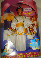 Collectors Rare 1992 MATTEL DISNEY'S ALADDIN Figure Doll 2548 NEW