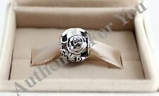 NEW 2015 Disney Pandora 20th EPCOT Food Wine Festival Chef Mickey Charm Bead