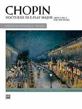 Alfred Masterwork Edition: Nocturne in E-Flat Major, Op. 9, No. 2 (1982,...