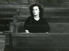CAROLINE LANG L'ARGENT ROBERT BRESSON 1983 VINTAGE PHOTO ORIGINAL #5
