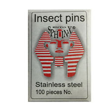 Stainless Steel Insect Mounting Pins size 00