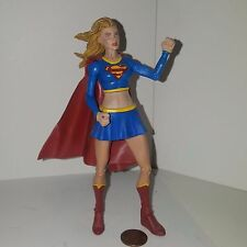 "Supergirl Kryptonite Chaos Kara Zor-El DC Universe 6"" Action Figure Mattel 2010"