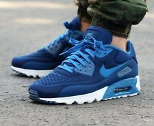"NIKE AIR MAX 90 ULTRA SE ""BLUE AQUA NAVY"" SIZE 8 UK 42.5 EUR [845039-400]"