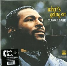 GAYE MARVIN WHAT'S GOING ON VINILE LP 180 GRAMMI NUOVO SIGILLATO !!