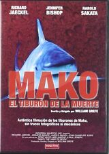 MAKO: THE JAWS OF DEATH.