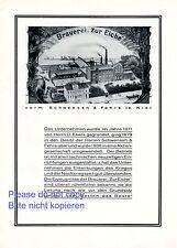 Cervecería para roble Kiel publicitarias 1926 ex schwensen & fehrs anuncio de cerveza +