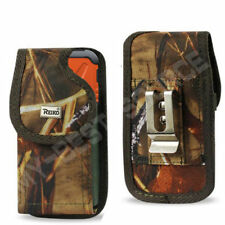 Cover Pouch Holster w/Belt Clip TO fit Rugged Case FOR Smart Cell Phone New