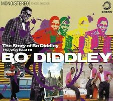 Story Of Bo Diddley: Very Best Of Bo Diddley - Bo Didd (2006, CD NEUF)2 DISC SET