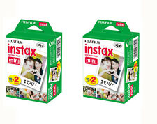 Fujifilm Fuji Instax Mini Instant Film 40 Prints for Polaroid 300 Camera