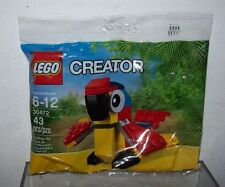 LEGO CREATOR SET 30472 PARROT NEW