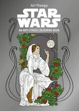 Star Wars Art Therapy Colouring Book Star Wars Colouring (PB) ISBN1405279915