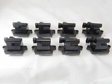GM 4.8L 5.3L 6.0L Square Style Ignition Coils kit V8 set of 8 Free Grease Pack!!