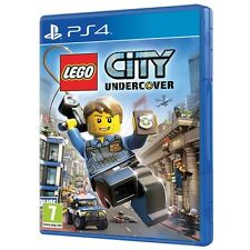 LEGO City Undercover Playstation 4 PS4 NEW Release Pre-Order