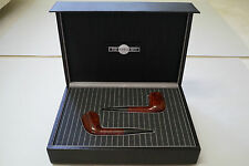 Alfred Dunhill Pipe Dead Root DR 2 Flame Amber Set Colin Fromm NYC 2012