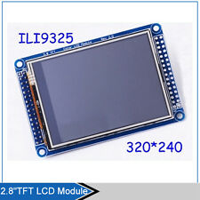 """Development board 2.8"""" 262k TFT[240*320] Color LCD module with Touch PaneARM STM"""