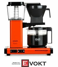 Technivorm Moccamaster KBG741 AO Filter Coffee Maker Orange Genuine NEW