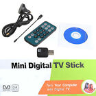 MINI Digital DVB-T TV Tuner Receive USB Stick HD HDTV Recorder Remote Portable C