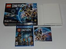 LEGO Dimensions PS4 Starter Pack 71171 Playstation 4 SEALED NO BOX!