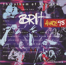 The 1998 Brit Awards / Oasis Radiohead Blur Eeels Björk Travis Stereophonics 2CD