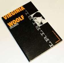 Virginia Woolf - ORLANDO - rare Estonian first edition, ESTONIA 1997